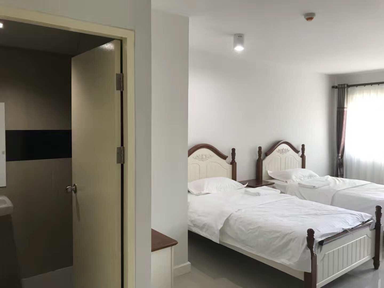 สตูดิโอ อพาร์ตเมนต์ 1 ห้องน้ำส่วนตัว ขนาด 28 ตร.ม. – สนามบินสุวรรณภูมิ