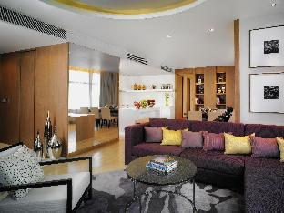ロゴ/写真:Marriott Executive Apartments Bangkok, Sukhumvit Thonglor