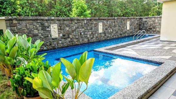 Private Swimming pool Villa to Legoland and Aeon
