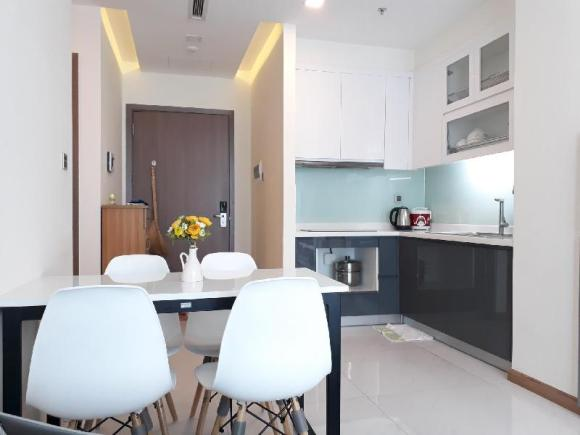 One Bed Apartment At Vinhome Central Park