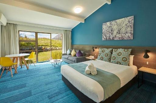 Best PayPal Hotel in ➦ Mount Cook: Aoraki Court Motel