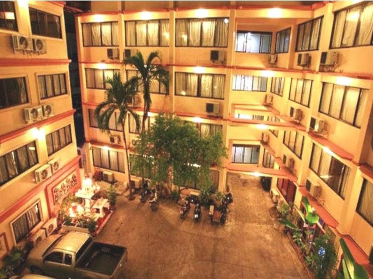 ดรีม โฮเต็ล พัทยา (Dream Hotel Pattaya)