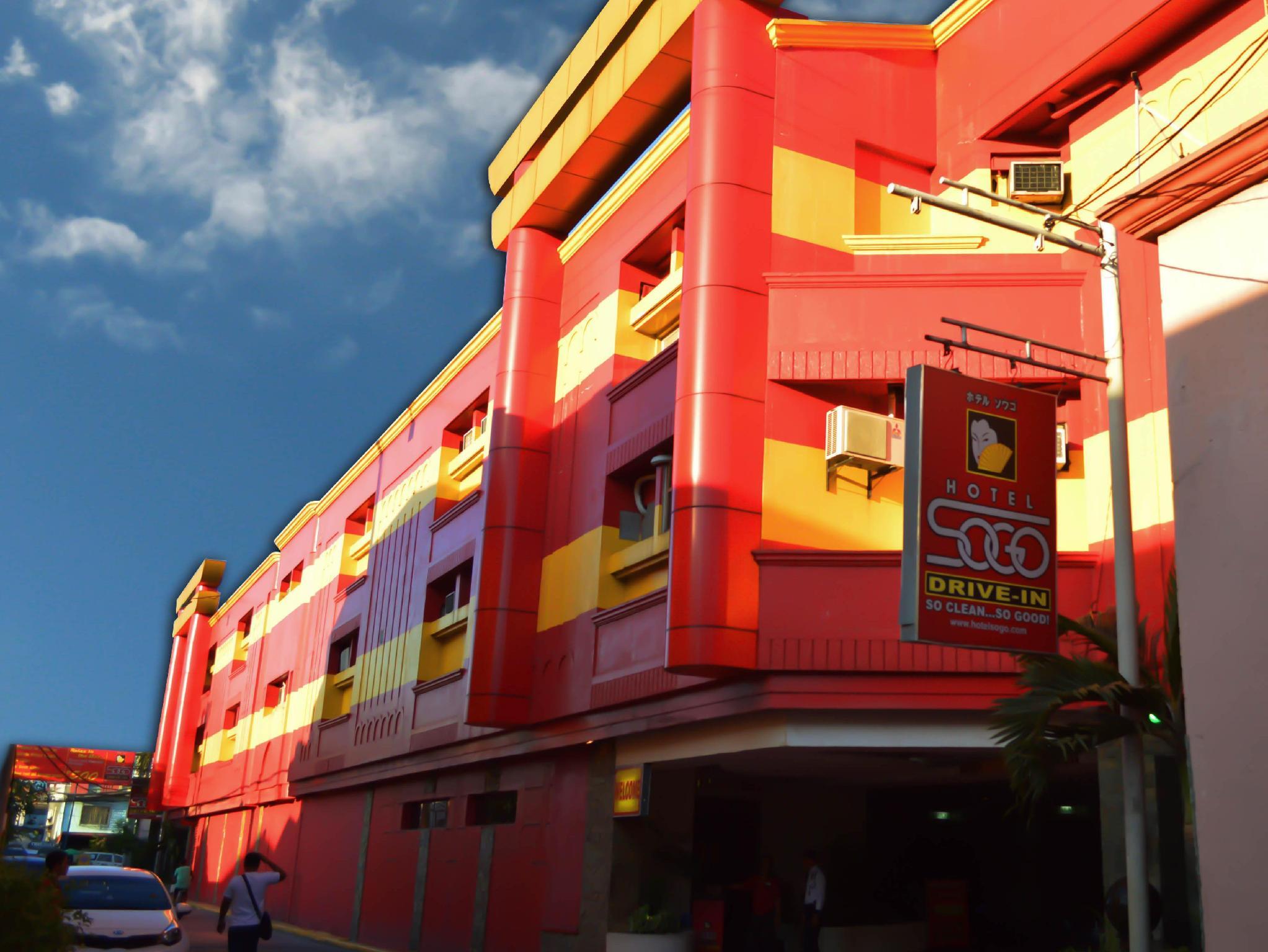 Hotel Sogo Wood Street Pasay Manila Philippines