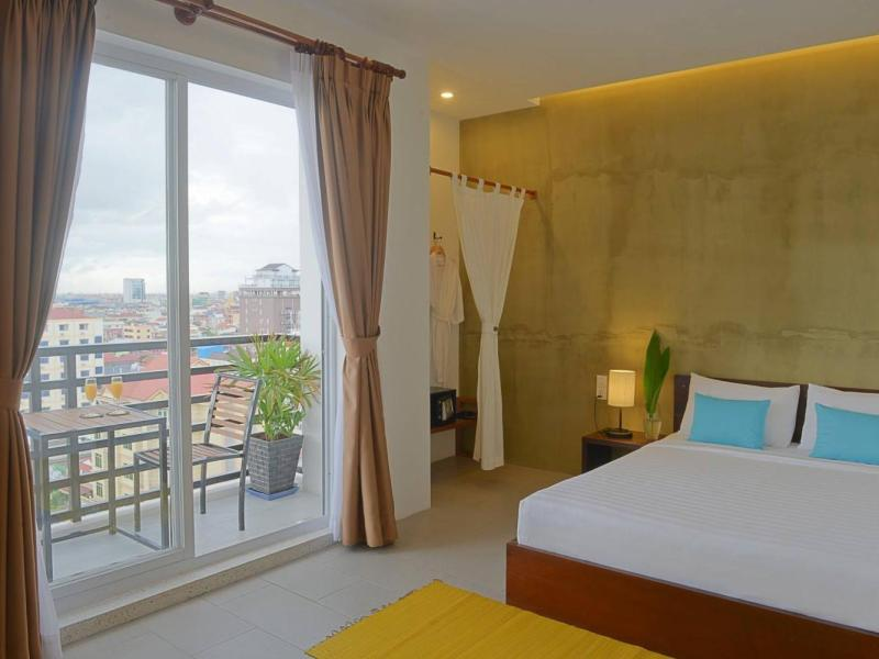 コラブソー プノンペン ホテル(Kolab Sor Phnom Penh Hotel)
