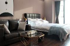 Paires|A1303 Chicago Style Apt near Global Center, Chengdu