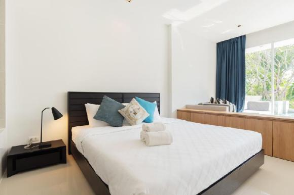 Have A Relaxing Day [1BR+Seaview] @Cha-am