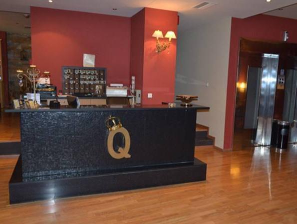 Queens Leriotis Hotel – Athens 1
