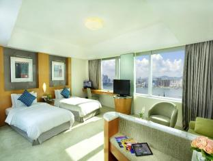 Metropark Hotel Causeway Bay Hong Kong - Executive Parlour Bedroom - Twin