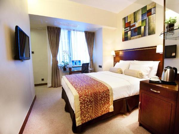 香港丽骏酒店 香港旅游 第4张