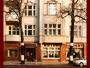 薩維尼酒店 柏林 - 酒店外觀
