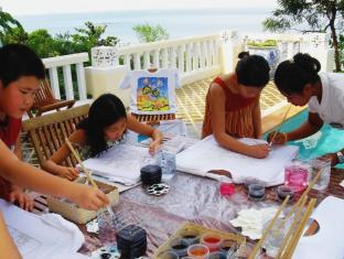 Aquamarine Resort and Villa Phuket - Batik Painting