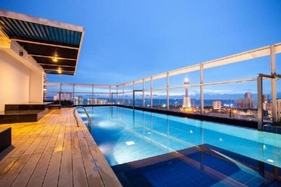 Treetops in South Pattaya (Superior Sea view)