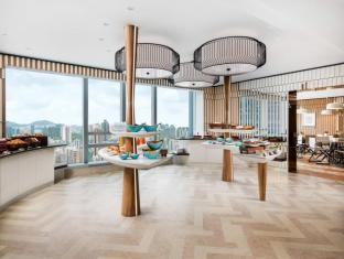 Cordis Hong Kong at Langham Place Hongkong - Direktørsalong