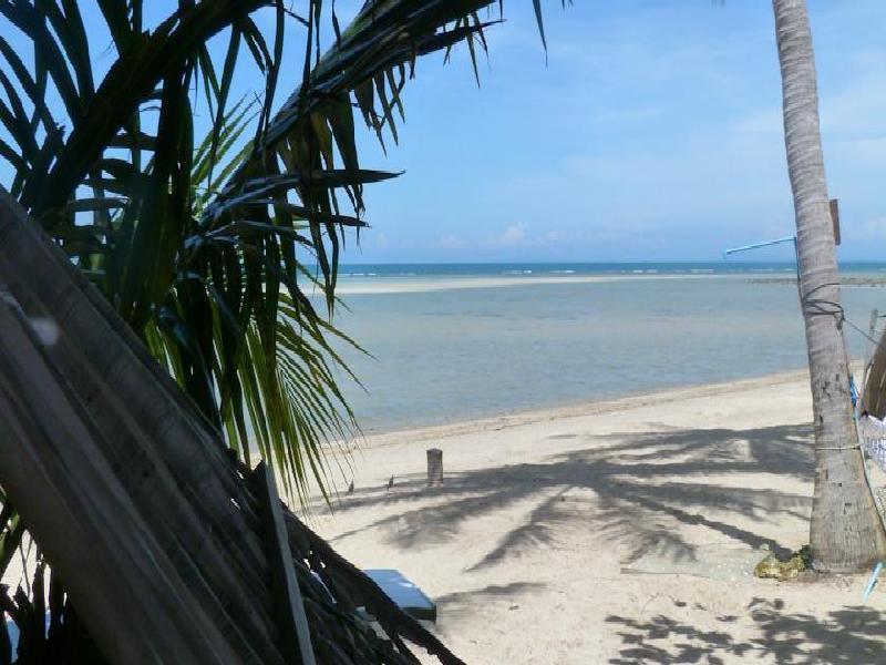 Sea Love Bungalows Koh Phangan Map