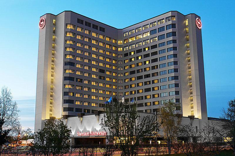 Sheraton Anchorage Hotel & Spa image