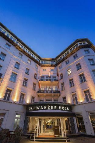Get Coupons Radisson Blu Schwarzer Bock Hotel