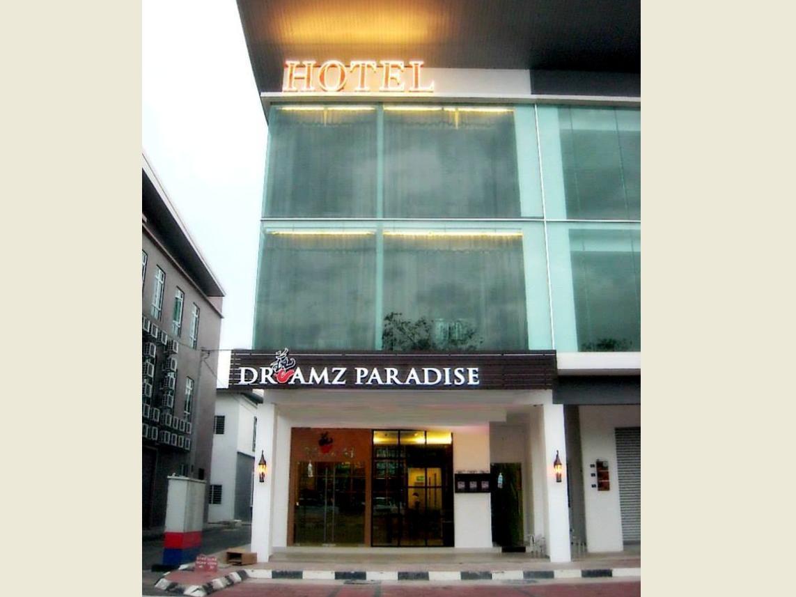 Dreamz Hotel Melaka Contact Number