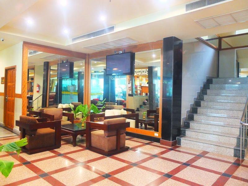 Boutique Paradise Hotel Pattaya Map
