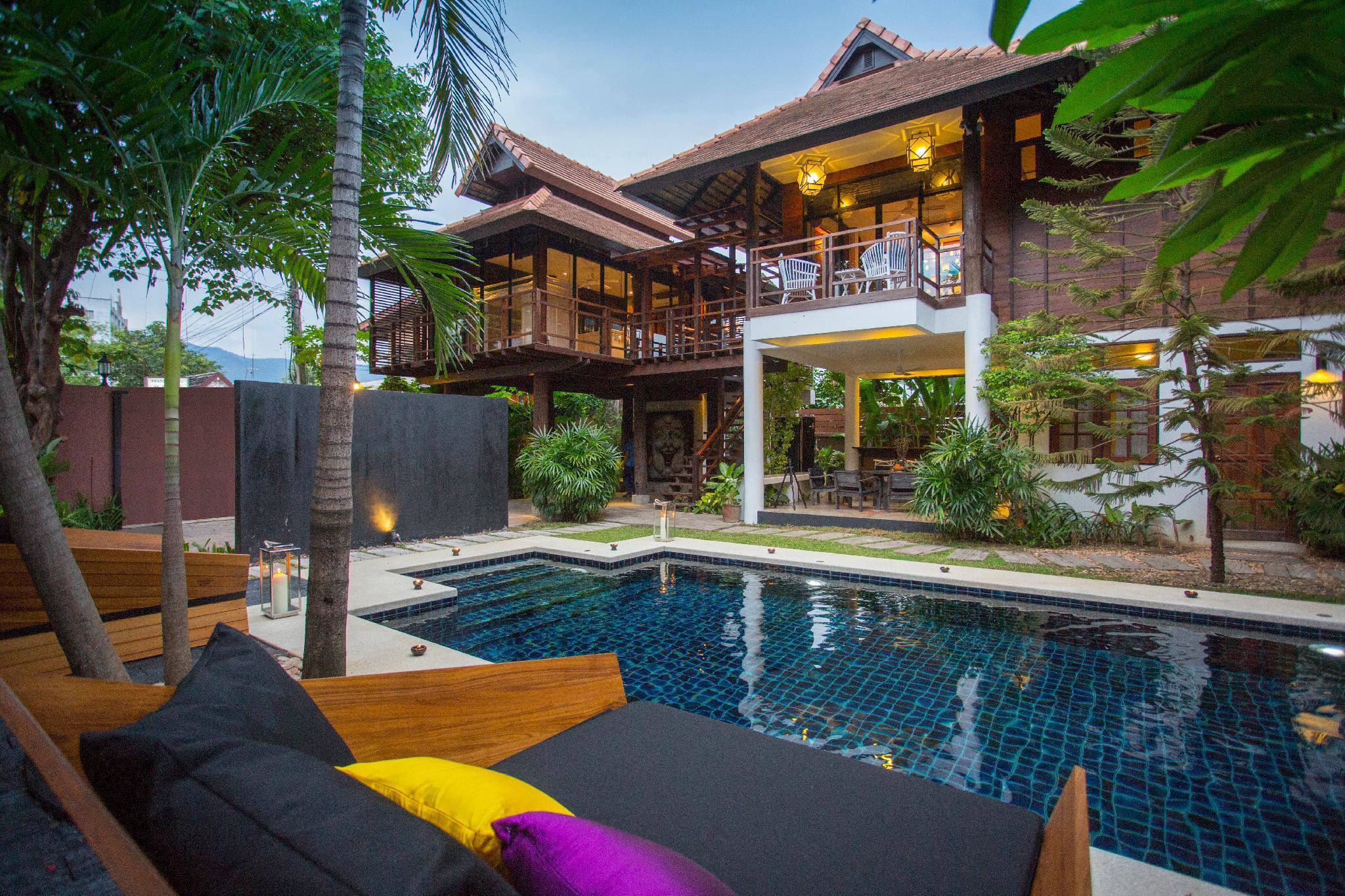 X2 Chiang Mai North Gate Villa,ครอสทู เชียงใหม่ นอร์ธ เกท วิลล่า