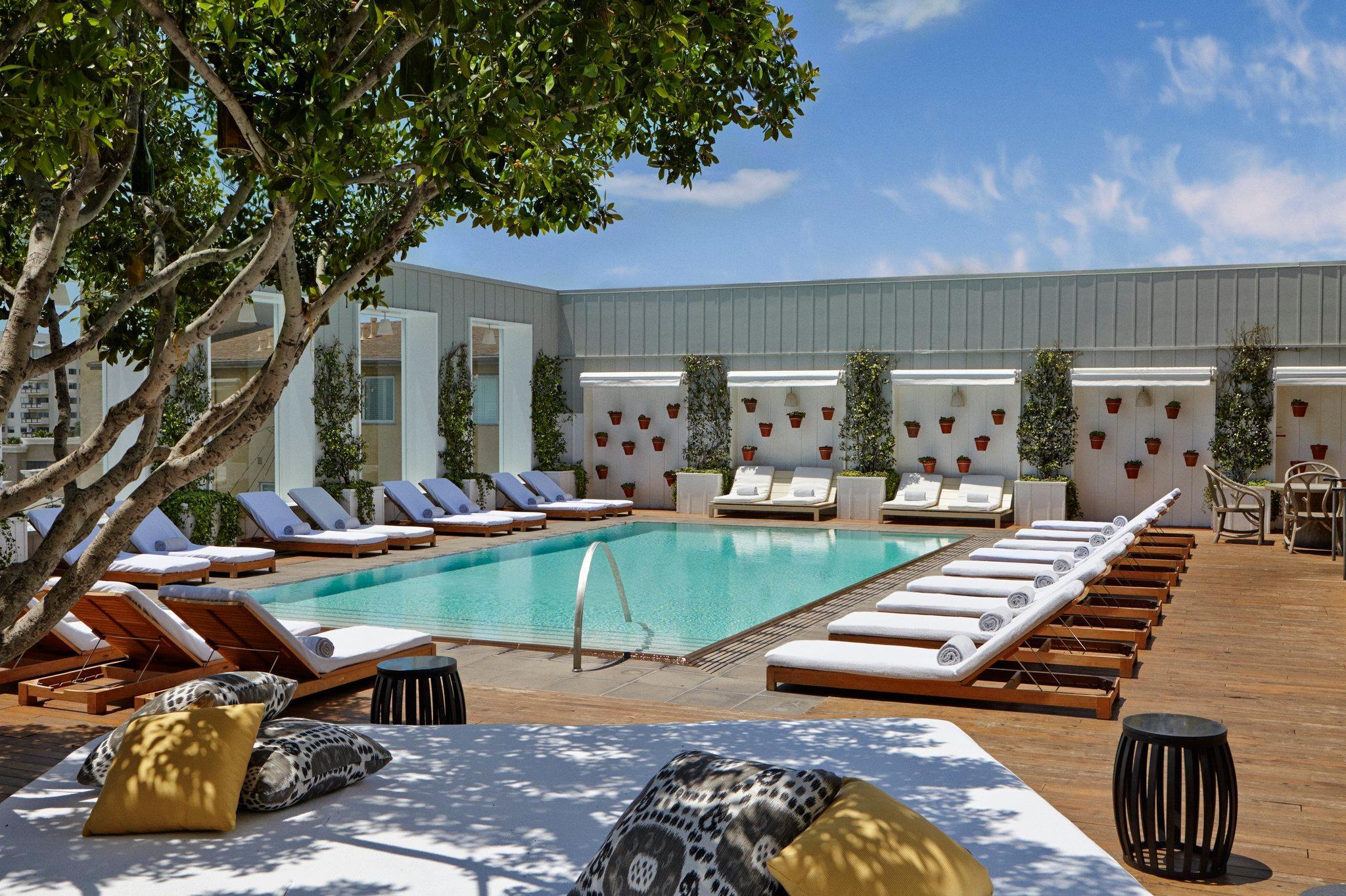 Mondrian Los Angeles Hotel image