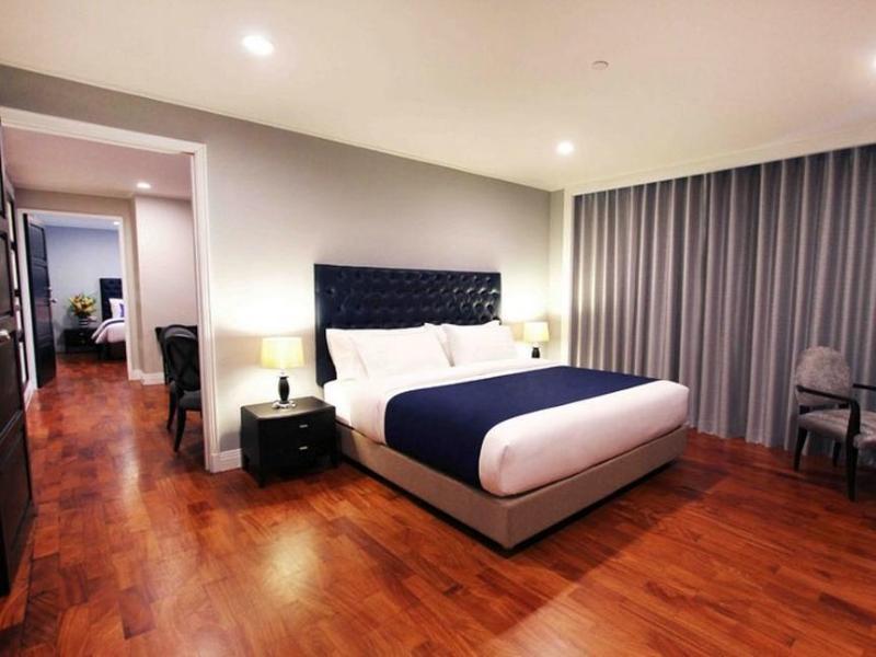 【Sukhumvit Hotel】GM スイーツ(GM Suites)