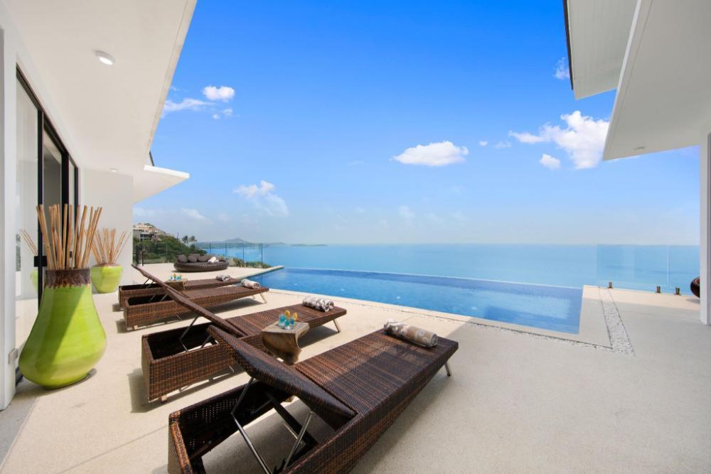 Sunny Moon Villa - Luxury Holidays - Koh Samui