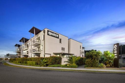 Quest Serviced Apartments Hotel in ➦ Singleton ➦ accepts PayPal