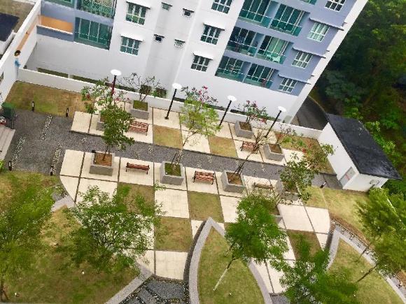 JB Town Area/Larkin -Season Luxury Apartment4-5pax