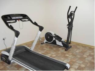 Victoria Apartment Tersefanou - Fitness Room