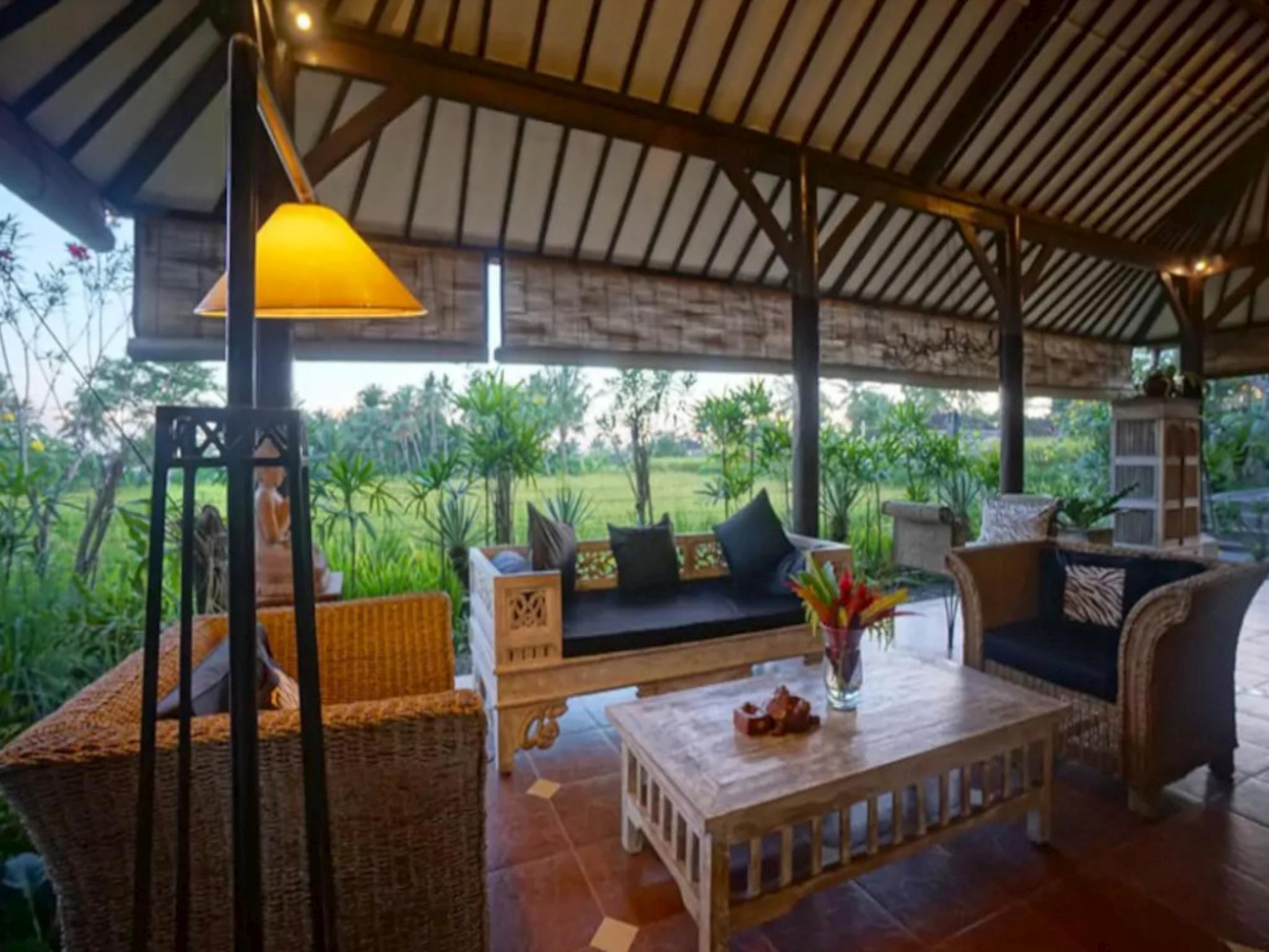 4BR Classy & Healthy Family Villa in Ubud