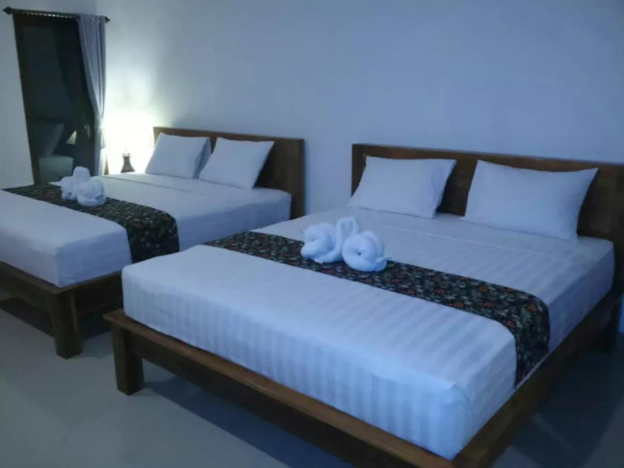 Private Twin Double Bedroom 5 Kusuma