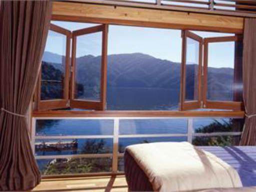 Bay Of Many Coves Resort hotel accepts paypal in Marlborough Sounds