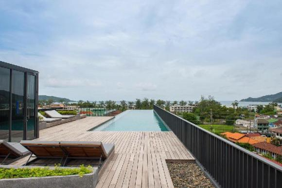 The Deck Patong, Erika's Room by Air Collection