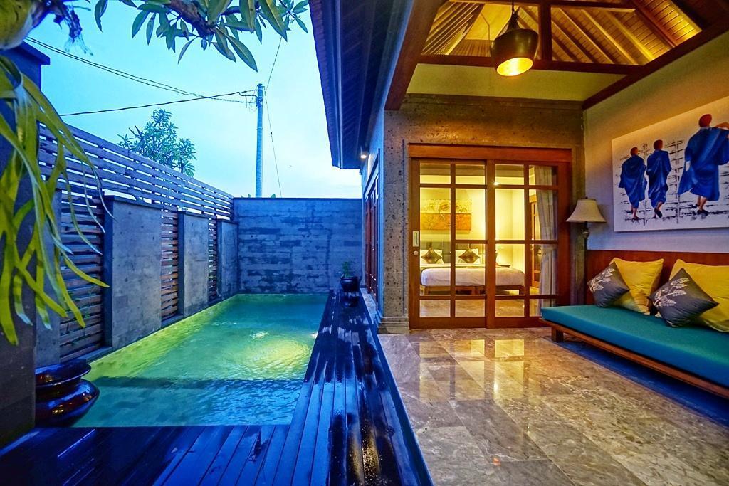 1BR Luxury Villa w