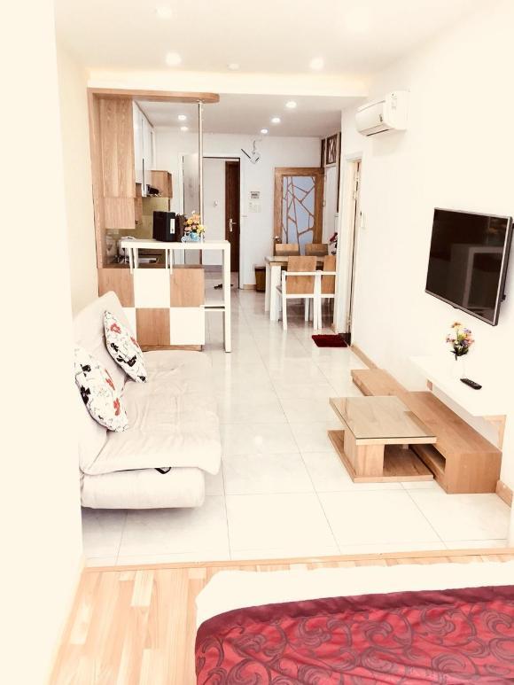 Seaview Room 2 beds Phi Yen