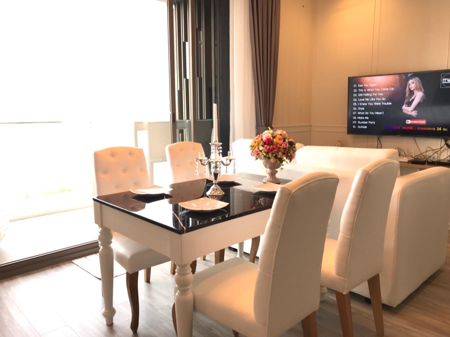 Baan Plai Haad Pattaya , Beachside Room,อพาร์ตเมนต์ 2 ห้องนอน 2 ห้องน้ำส่วนตัว ขนาด 80 ตร.ม. – นาเกลือ/บางละมุง