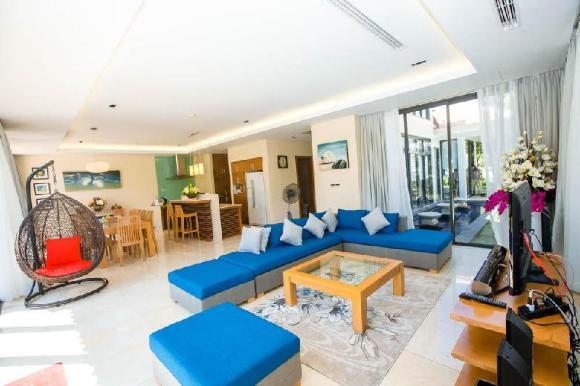 Beautiful Ocean 4BR Villa
