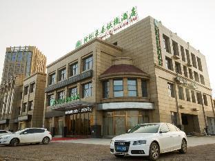 GreenTree Inn Hefei Lujiang County NO.1 Jin Street Express Hotel