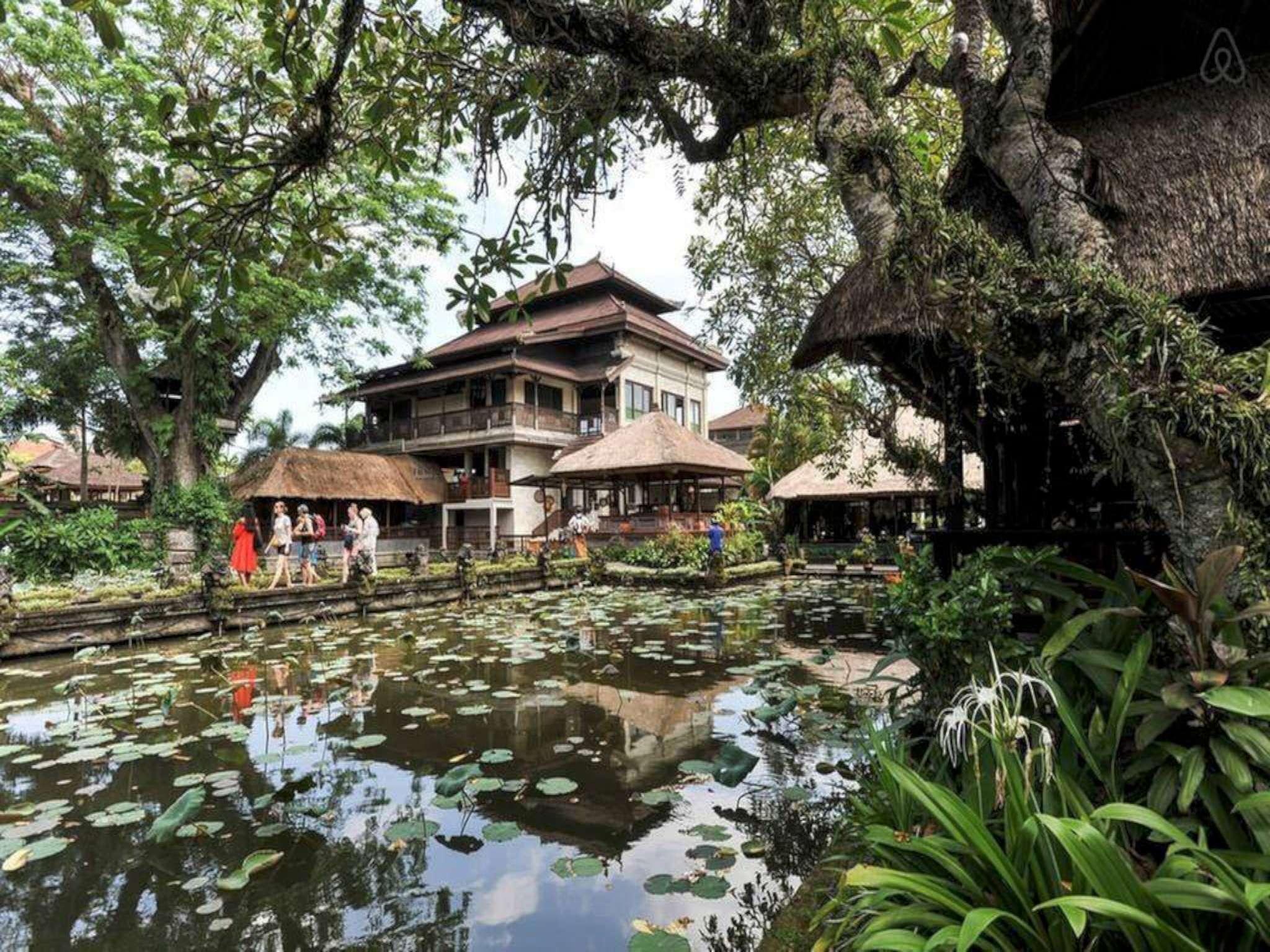 #3 Bungalows at Ubud Royal Palace
