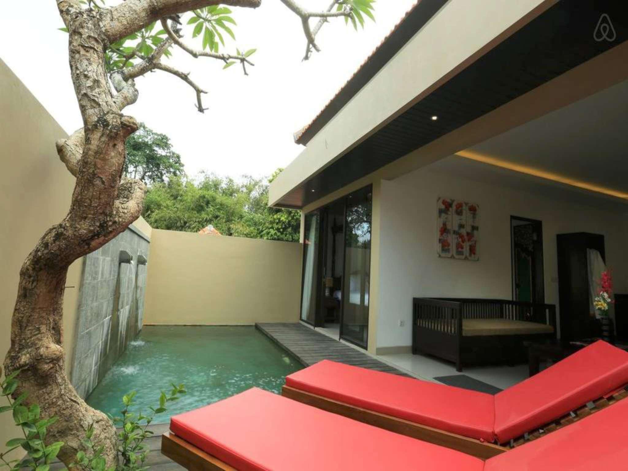 1 BDR Private Villa in Umalas