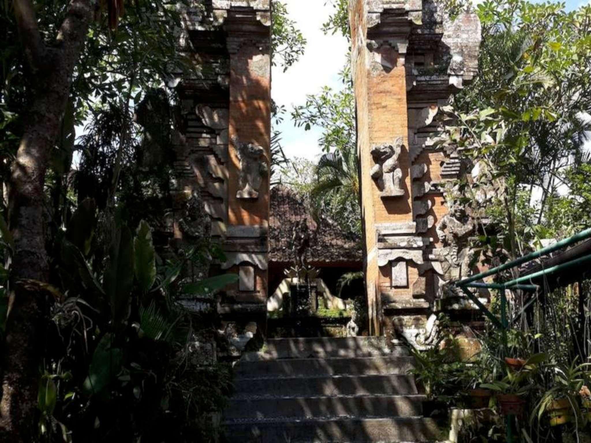 Balinese style Bungalows ubud