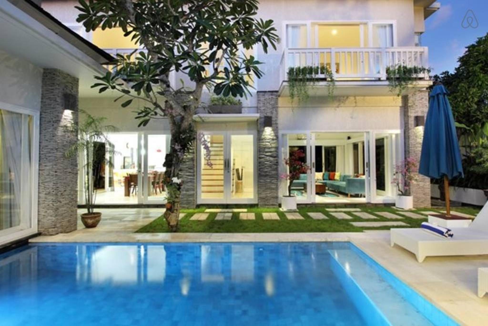 3 BDR Luxury Villa close to the Seminyak Beach