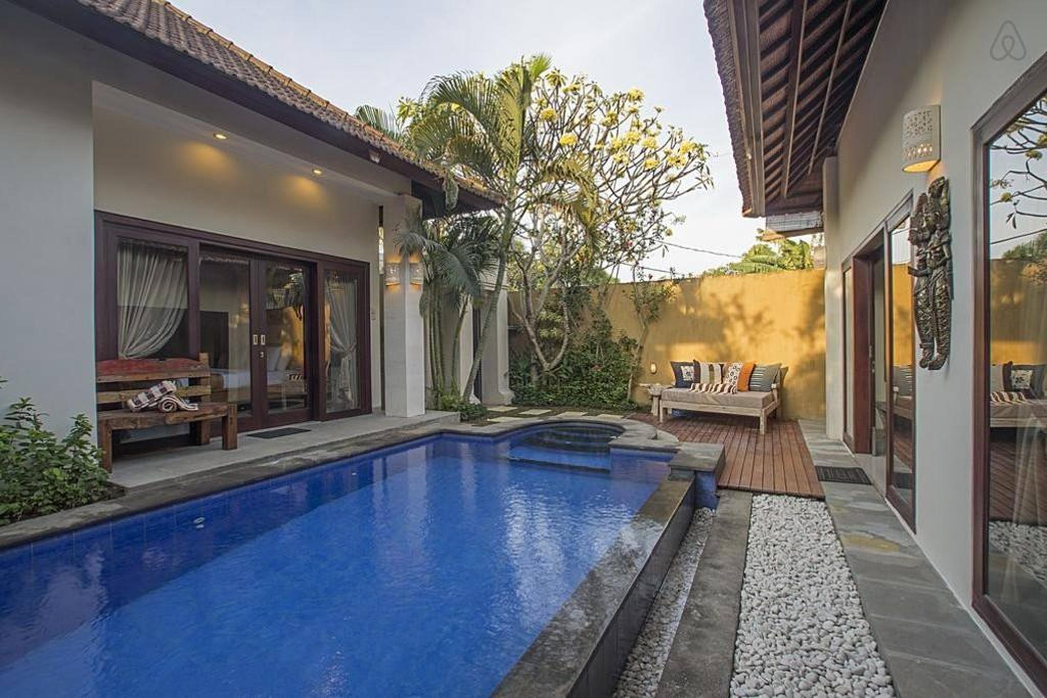 2 Bedroom Villa in Central Seminyak