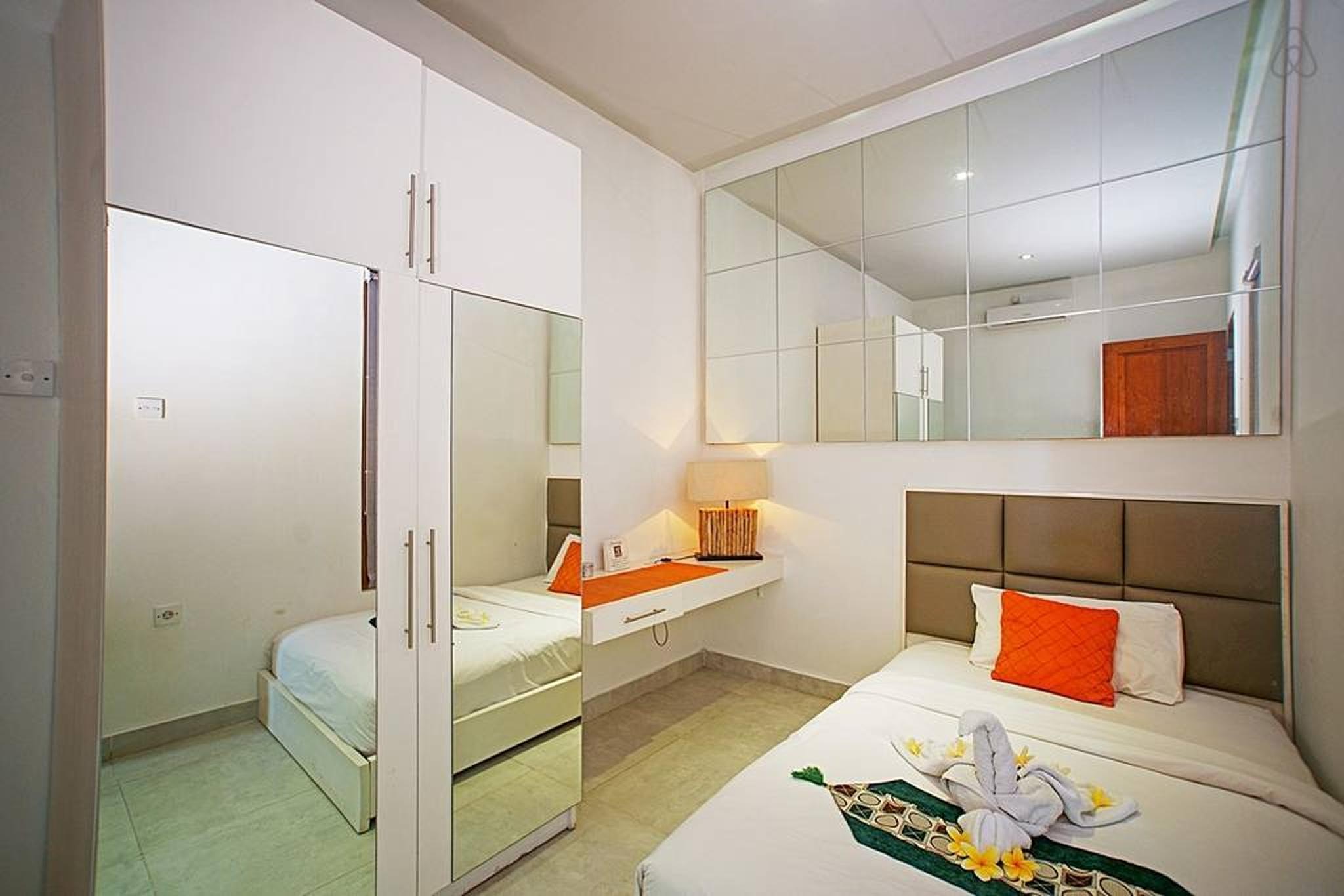 2 BDR Private Villa Close Seminyak Centre
