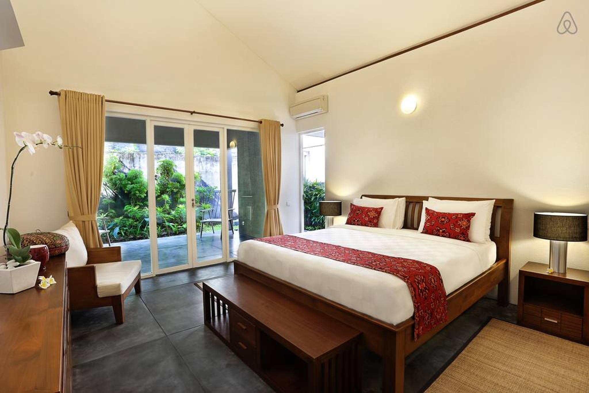 4 Bedroom Villa Maya Loka Seminyak Centre