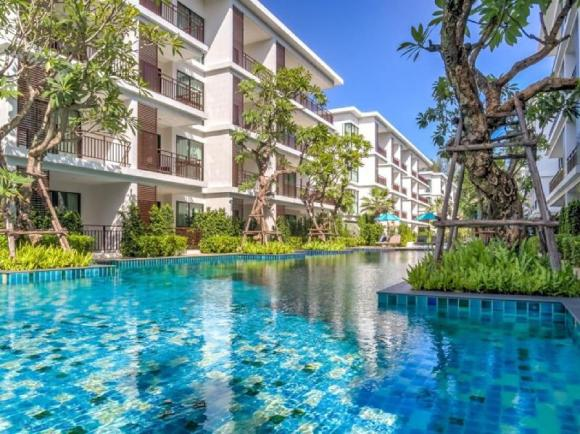 1 Bed Pool Access @ The Title Rawai