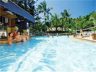 BreakFree Long Island Resort Whitsunday Islands - Swimming Pool