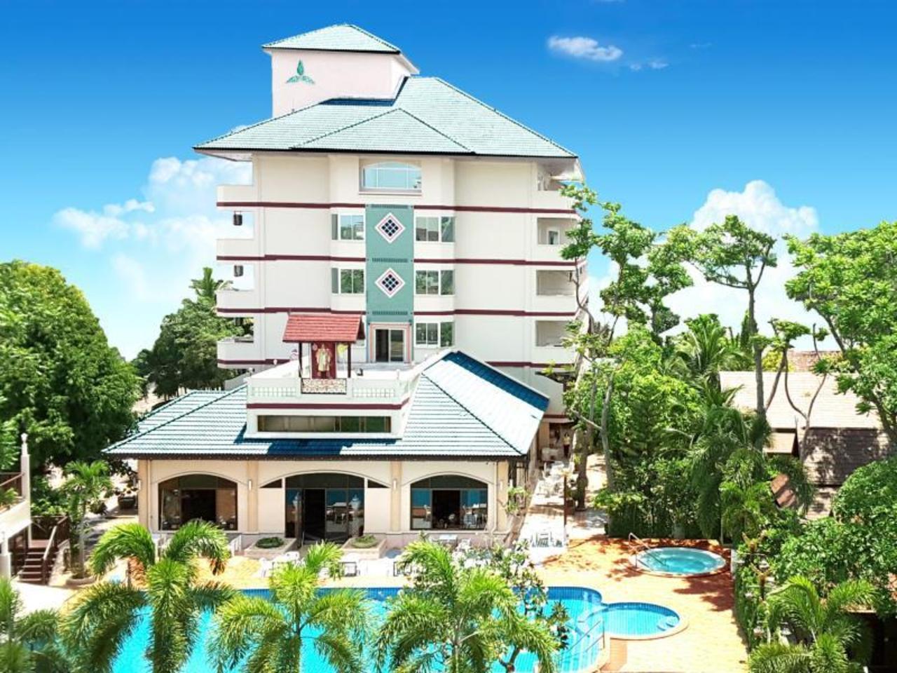ไดอาน่า การ์เด้น รีสอร์ท (Diana Garden Resort)