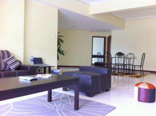 PL Hill Apartment Cameron Highlands Cameron Highlands - Living Hall