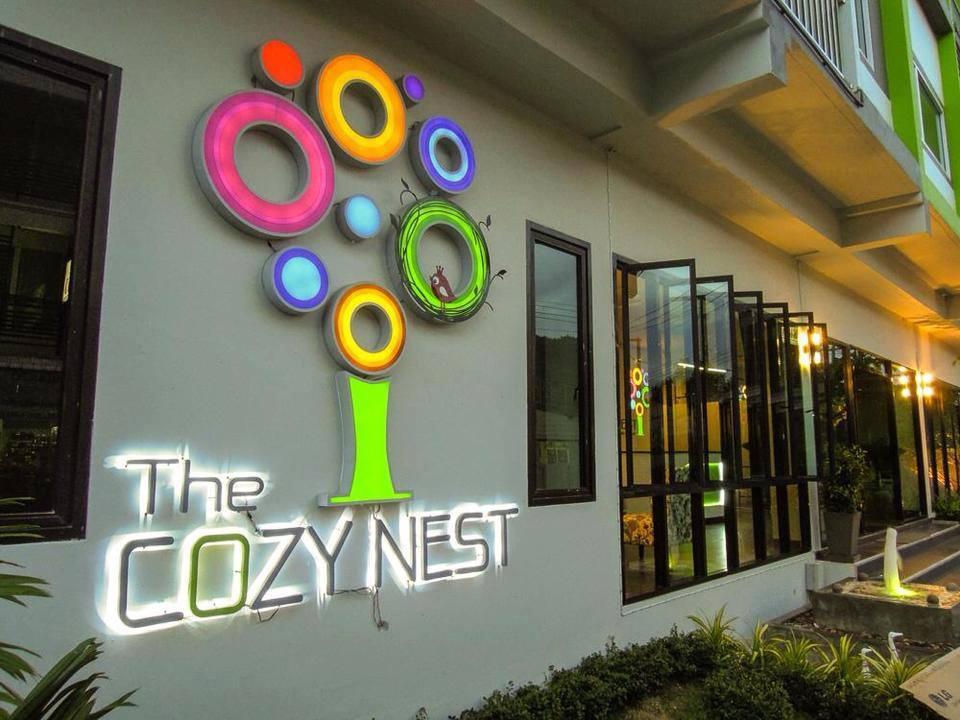 The Cozy Nest Boutique Rooms,เดอะโคซี่เนสท์ บูทิครูม